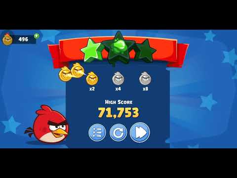 Angry bird friends gameplay |