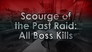 Destiny 2: Scourge of the Past Completion - All Bosses & Kills