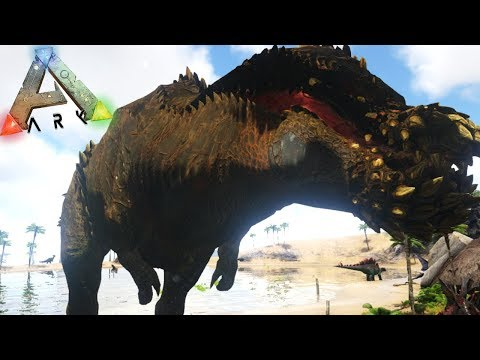 DEVILJHO DE MONSTER HUNTER WORLD EN ARK: SURVIVAL EVOLVED