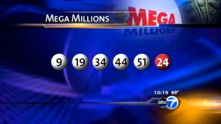 Mega Millions Winning Numbers