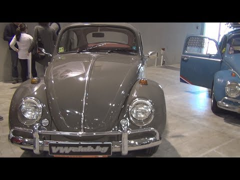 Volkswagen Beetle Automatic (1969) Exterior and Interior
