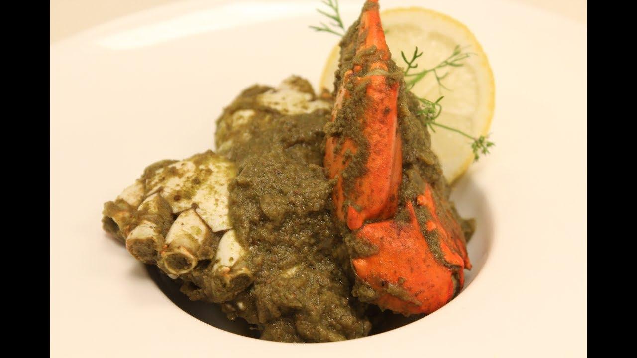 Crab with green curry sanjeev kapoor khazana youtube crab with green curry sanjeev kapoor khazana forumfinder Choice Image