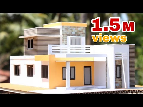 25X40 | SMALL RESIDENTIAL BUILDING |  2BHK |  North facing