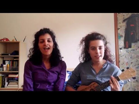I'm yours-Hey soul sister Medley by Alice&Leila