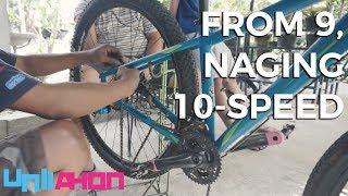 Nag-upgrade na sa 10-speed - UnliAhon Vlog #10