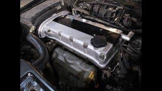 Замена клапанной крышки ГБЦ Chevrolet Lacetti на алюминиевая крышка 96473698