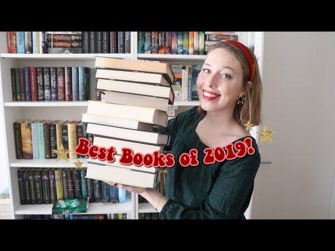 FAVORITE BOOKS OF 2019!!