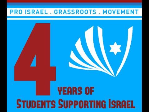 SSI: CELEBRATING 4 YEARS PRO-ISRAEL ACTIVISM