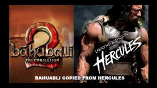 Bahubali 2 The Conclusion Copied from Hercules.