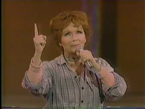 Debbie Reynolds--I Ain't Down Yet, Unsinkable Molly Brown, 1982 TV