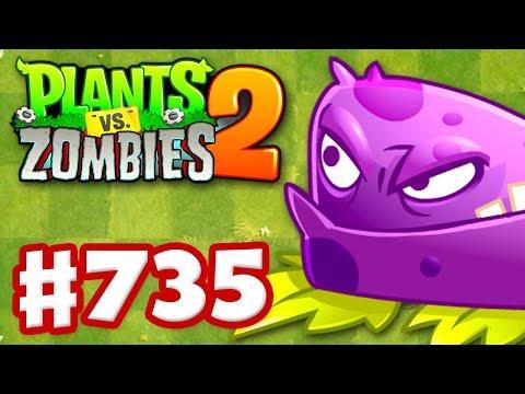 BLASTBERRY VINE New Plant - Plants vs Zombies 2 - Gameplay Walkthrough Part 735