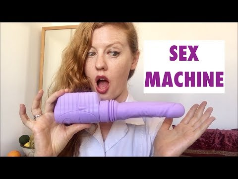 The Thruster - A Handheld Sex Machine - Review by Venus O'Hara