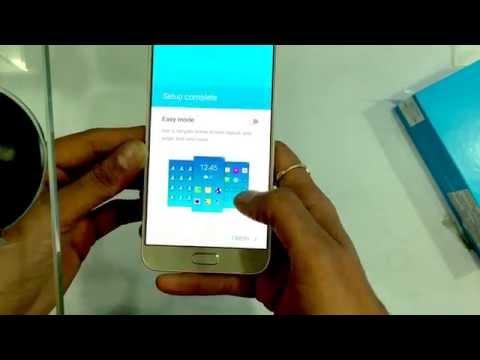 Samsung Galaxy A8 unboxing #MT #Mumbai #India