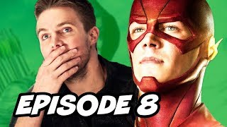 The Flash Season 2 Episode 8 Teaser - Oliver Meets His Son
