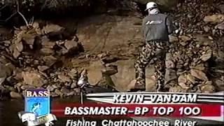 1991/92 Bassmasters -- Lake Lanier