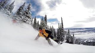 Jackson Hole Mountain Resort | Teton Lift | GoPro