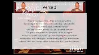 T.I. - Memories Back Then (feat. B.o.B, Kendrick Lamar & Kris Stephens) [Clean] - LYRICS