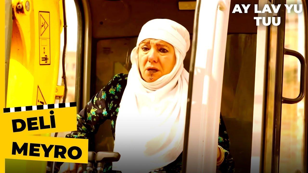 İbrahim, Annesini Ziyaret Etti! | Ay Lav Yu Tuu