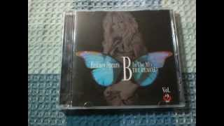 Britney Spears - B in the mix The Remixes Vol.2 (unboxing CD)