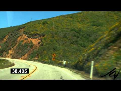 California's Incredible Coast between Los Angeles and San Francisco - YouTube