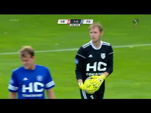 Vejle - Fremad Amager highlights
