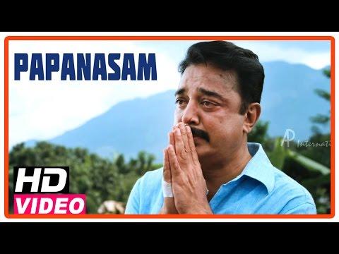 Papanasam Tamil Movie | Scenes | Kamal Haasan meets Asha Sarath | Gautami