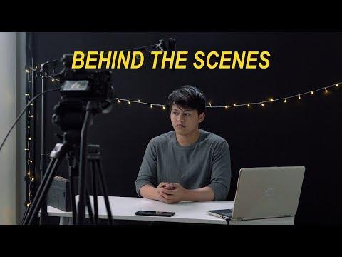 Agung Hapsah Behind The Scenes