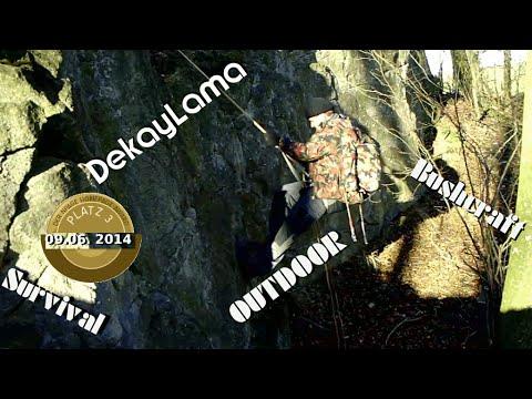 DekayLama --- Bushcraft/Survival --- DIY Blinker/ Angelhaken