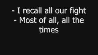 Jonas Brothers - Don't Speak with lyrics
