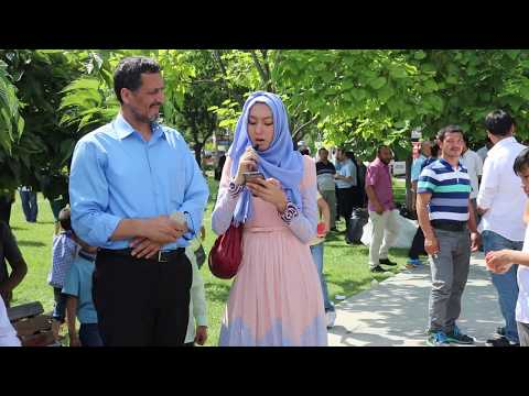 The National Anthem of the Republic of East Turkestan - Performed by Ephar Anwar