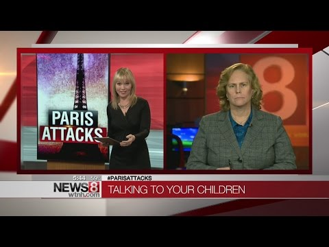How to talk to your kids about the Paris attacks, terrorism