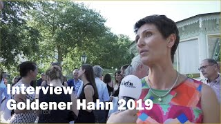 gisela plank interview goldener hahn 2019