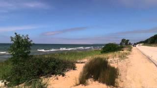 Great Lakes Shoreline Tour | Lake Michigan's Northern Michigan Coast