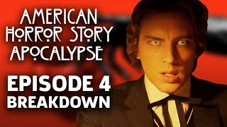 "AHS: Apocalypse Season 8 Episode 4 ""Could It Be...Satan?"" Breakdown!"