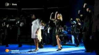 "Michael Jackson Staples Center ""Will you be there"" Deutsche Übersetzung des Textes"