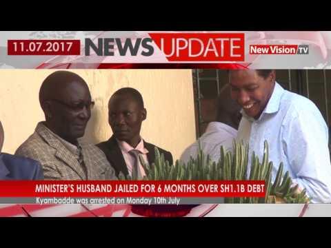 Trade minister's husband jailed over sh1.1b debt