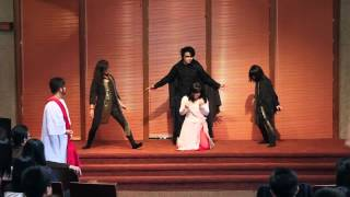 Jesus Loves Barabbas (Easter Drama 2013)