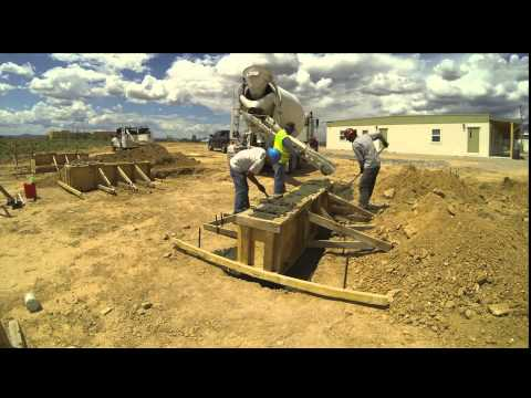 Taos Academy Charter School Time Lapse