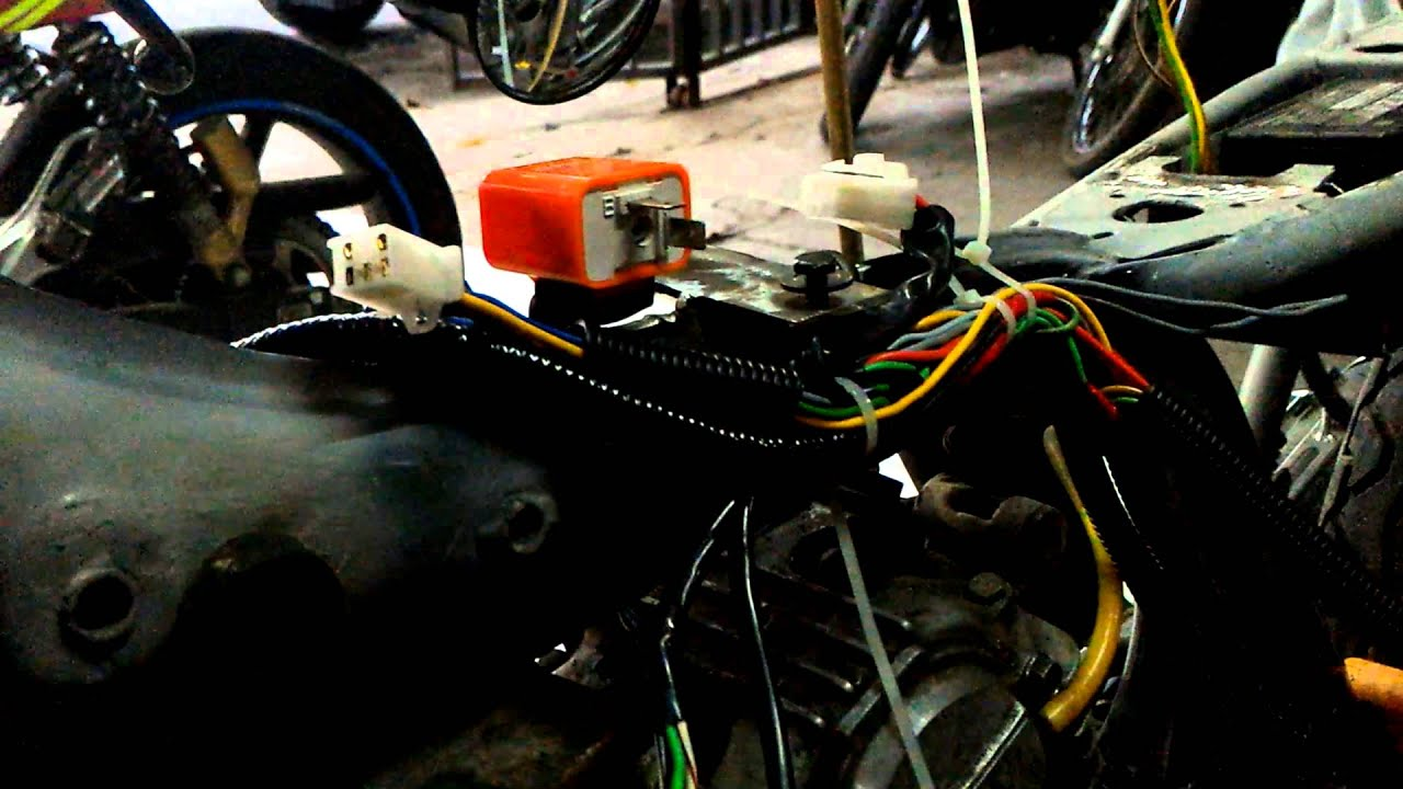 maxresdefault custom wiring harness @ honda cb youtube proses pembuatan wiring harness at crackthecode.co