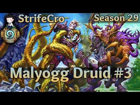 MalYogg Druid S29 #3: Wildling Army