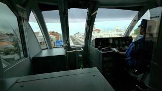 Monorail in Naha, Okinawa