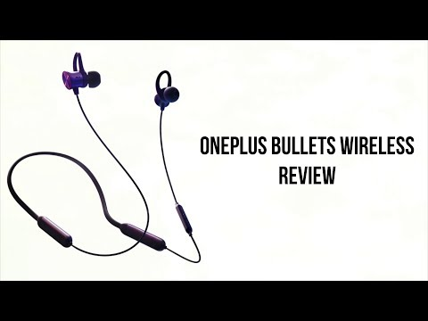 OnePlus Bullets Wireless Review | Digit.in