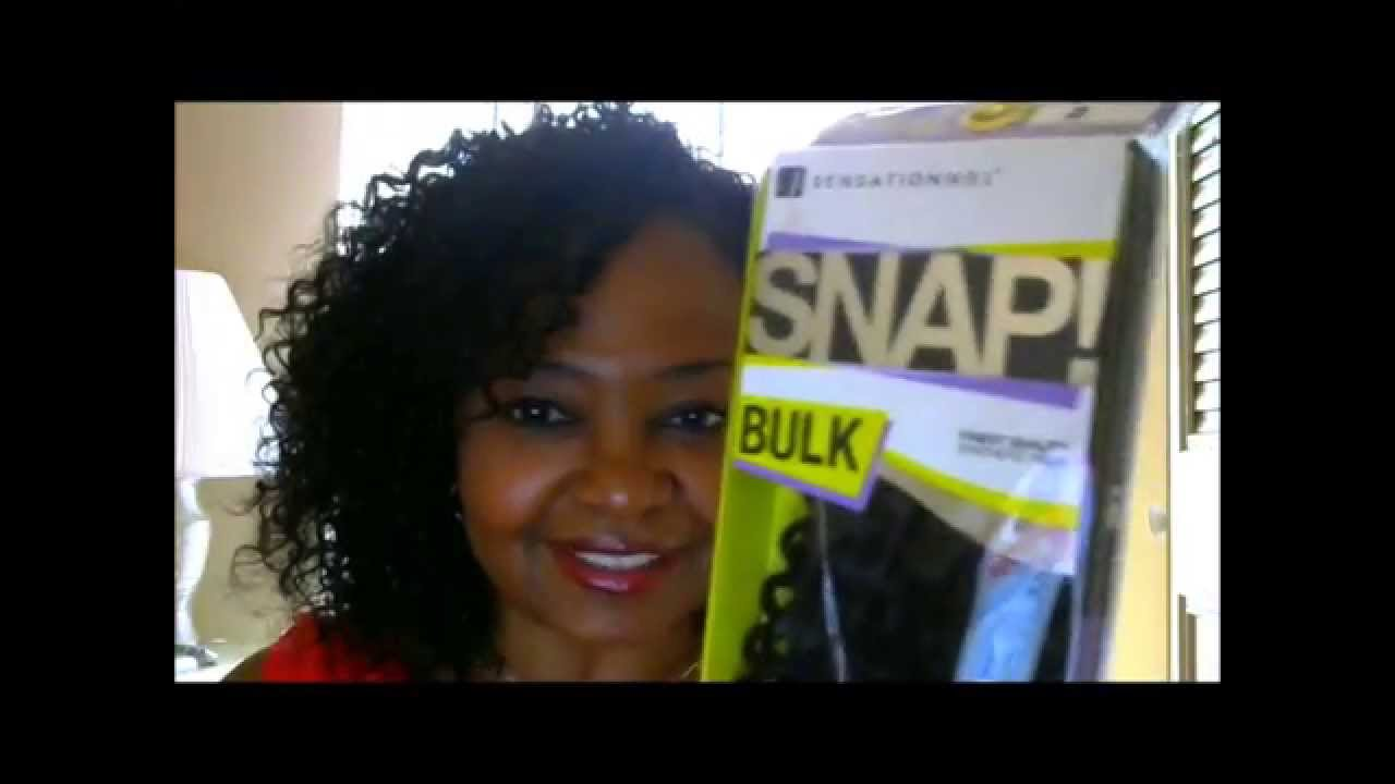 Bohemian Crochet Braids Sensationnel Snap Bulk 24