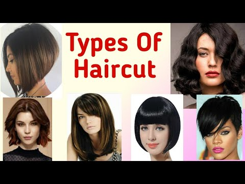 types-of-haircut||-21-stylish-💇✂💁for-women