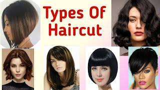 Types of Haircut|| 21 Stylish 💇✂💁for Women