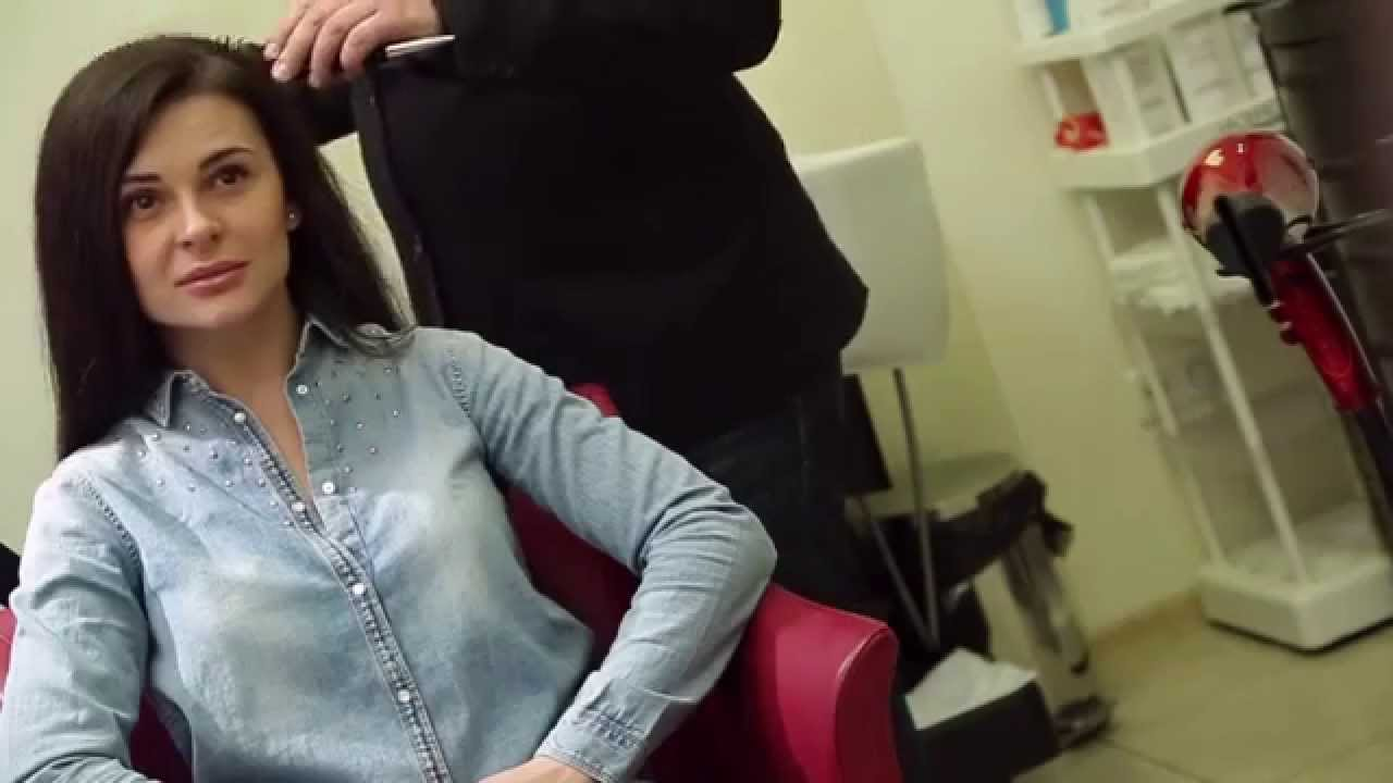 Кератиновое био-структурирование волос KIS (Голландия)
