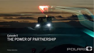 ALL-NEW ELECTRIC RANGER | Inside Electric Testing Grounds | Ep #5 Power of Partnership | Polaris ORV