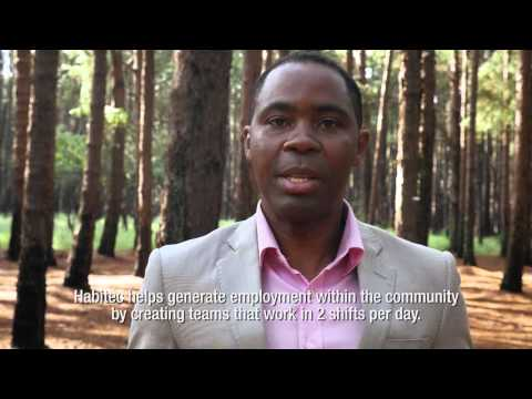 Chivas The Venture Finalist from Angola: Habitec
