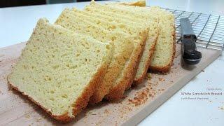 Gluten-free White Sandwich Bread (with Bread Machine) | Dietplan-101.com