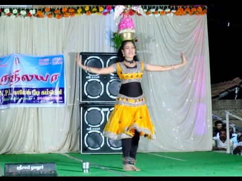 Tamil Record Dance 2016 / Latest tamilnadu village aadal padal dance / Indian Record Dance 2016  131